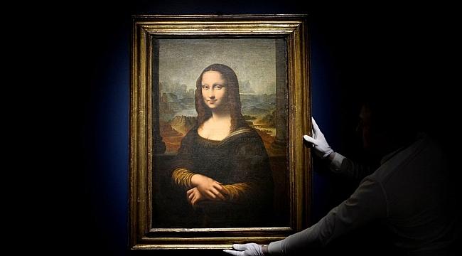 Mona Lisa tablosunun kopyası 600 bin dolara satıldı