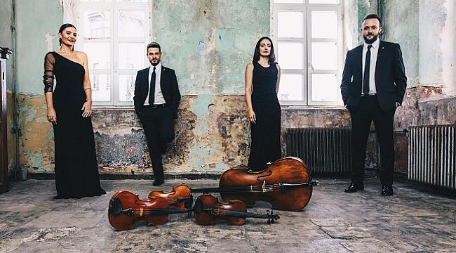 Pera Müzesi'nden Semplice Quartet ile sohbet ve Bach dinletisi