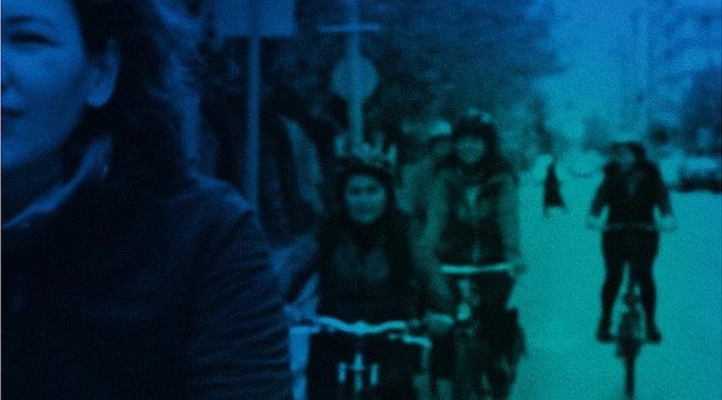 Türkiye'nin kadın bisikletçilerinden belgesel gösterimi