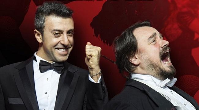 Müzikal Düello Two Turkish Tenors Trump Sahne'de
