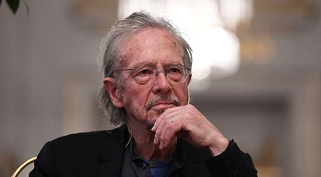 Pen Türkiye'den Nobel Seçici Kurulu'na Peter Handke tepkisi