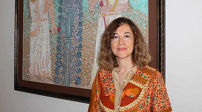 Ressam, Büyükelçi Sedef Yavuzalp Ankara ve İstanbul'da sanatseverlerle buluşuyor