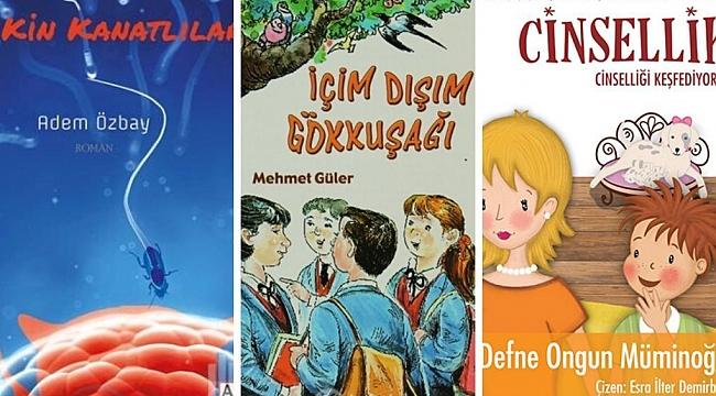 Üç kitap daha çocuklar için