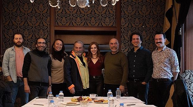 9 Kere Leyla'nın çekim hazırlıkları İstanbul'da başladı