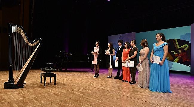 Ceren Necipoğlu İstanbul Uluslararası Arp Festivali, ödül töreni ve kapanış konseriyle sona erdi