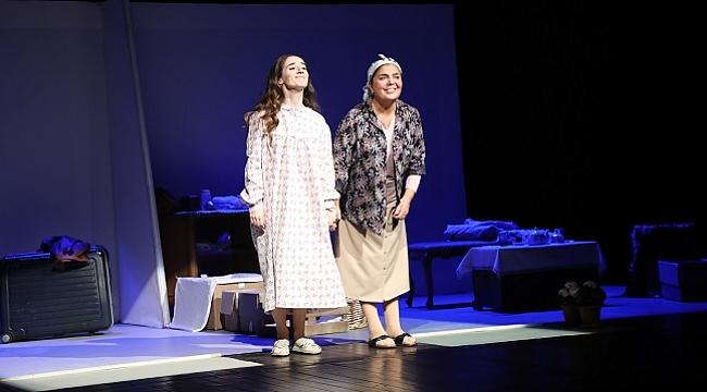 Mutluluğu yakalayamamış iki kadının öyküsü: Çın Sabahta