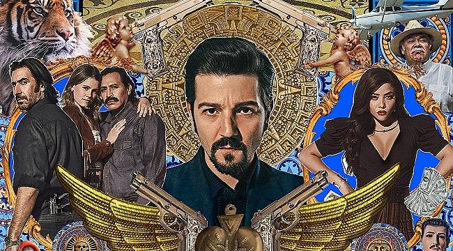 Narcos: Mexico'nun 2. sezon afişi paylaşıldı