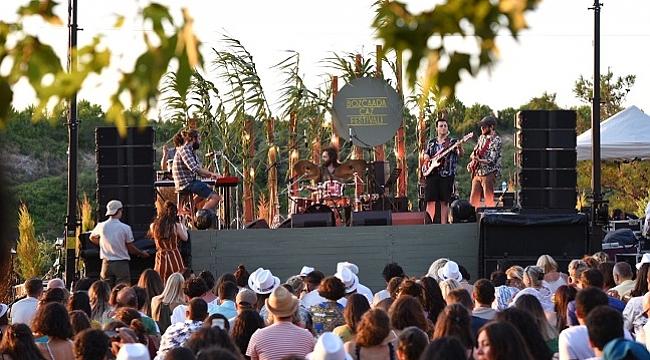 Temmuz'da 4. kez Bozcaada Caz Festivali