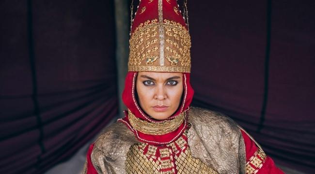 Türklerin ilk kadın hükümdarı Tomris Hatun'un hayatı beyaz perdede