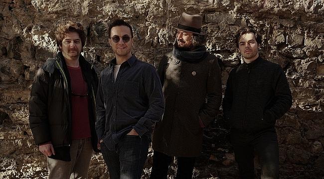 """Volkan İncüvez Quartet, albüm müjdesini """"Köprü Ortasında"""" ile duyurdu"""