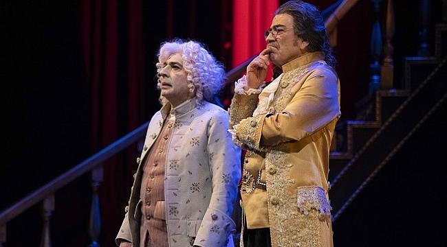 Amadeus, 11 oyunla yaklaşık 15 bin seyirciye ulaştı