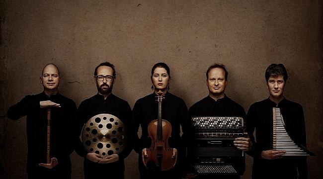 Borusan Müzik Evi'nde üç özel proje