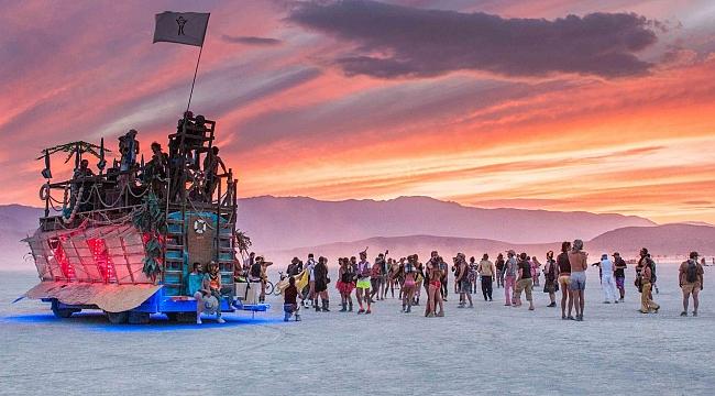 Burning Man festival biletiniz sahte çıkabilir!