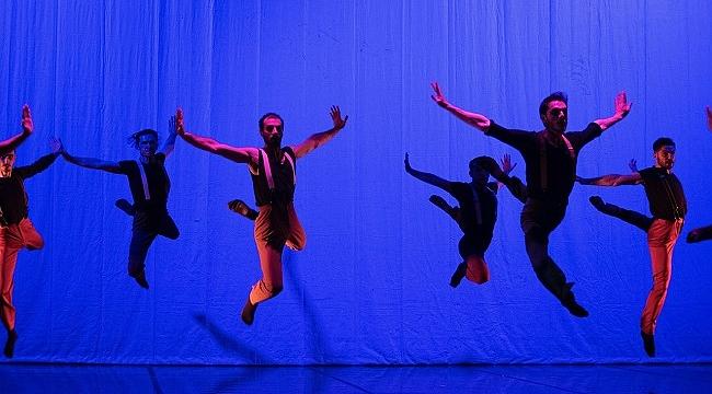 Dansın Ustaları büyüledi