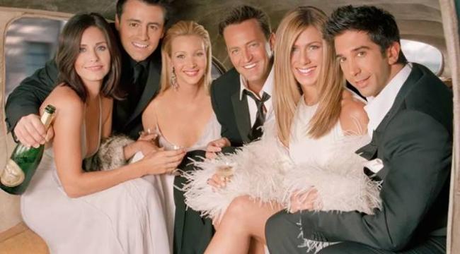 Efsane dizi Friends'in geri dönüşü kesinleşti