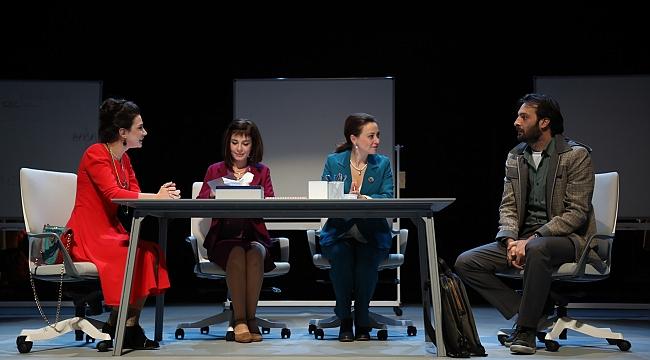 İBB Şehir Tiyatroları Uzlaşma oyunuyla Bursa izleyicisi ile buluşuyor