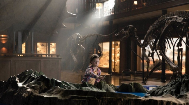 Jurassic World'ün yeni filminin ismi belli oldu: Dominion