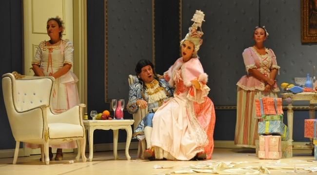 """Komik opera """"Don Pasquale"""" şubat ayında tekrar İstanbul'da"""