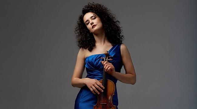 Alena Baeva, Ulusal Basque Orkestrası ile sahne alacak