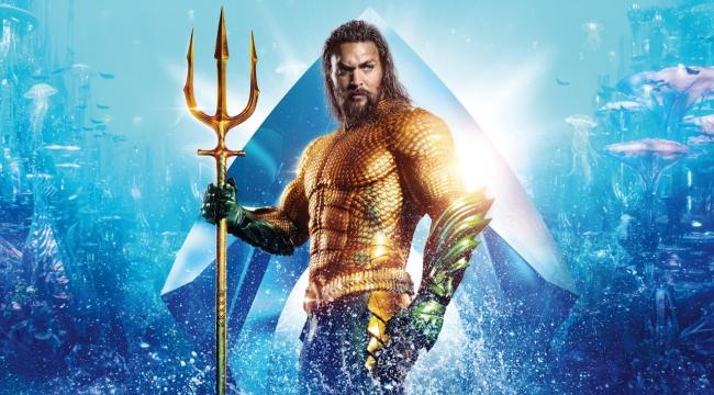 Aquaman 2'den yeni ayrıntılar geldi