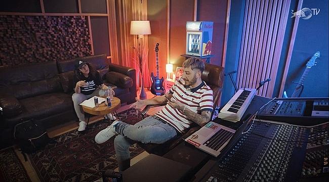 Khontkar ve Janset dört saatte sıfırdan şarkı üretti