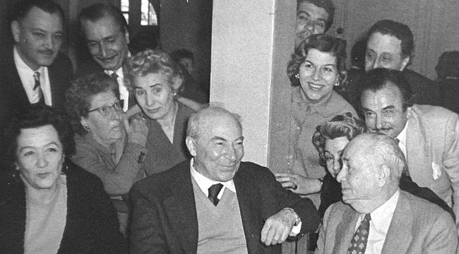 İBB Şehir Tiyatroları: Ustamız Muhsin Ertuğrul'u anıyoruz