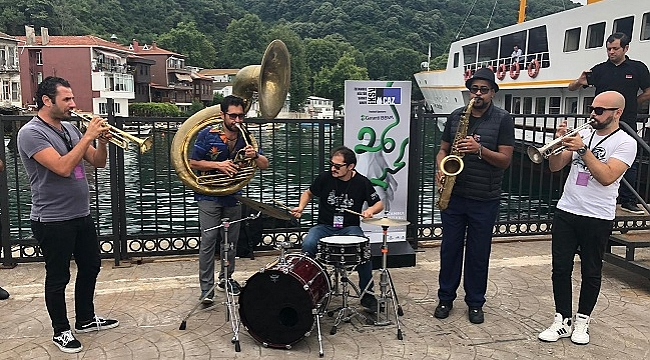 İstanbul Caz Festivali ertelendi