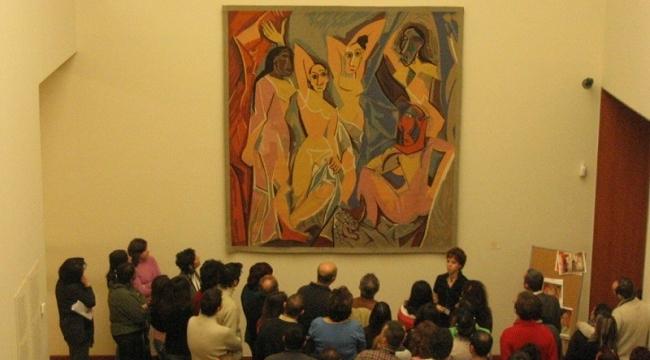 Picasso bu kez çevrim içi olarak Türkiye'de