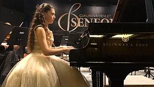Piyanonun 'harika çocuğu' İlyun Bürkev'den 23 Nisan'a özel beste