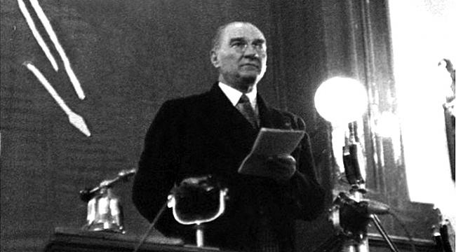 TBMM'nin kuruluşunun 100. yılında Atatürk'ün Mecli̇s konuşmaları kitap haline getirildi