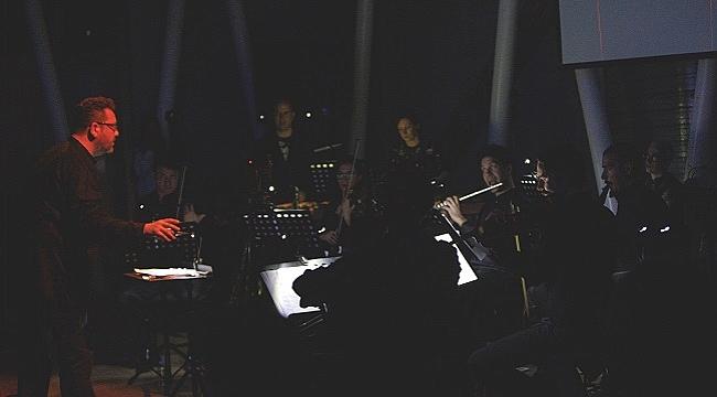 Borusan Müzik Evi'nin bu haftaki konuğu Şevket Akıncı