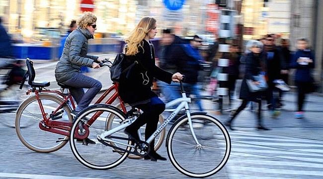 Dünya çapında yaklaşık 1 milyar bisiklet olduğu ortaya çıktı