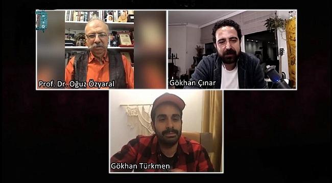 Gökhan Türkmen Sen İstanbul'sun şarkısını COVID-19'u atlatan profesöre söyledi