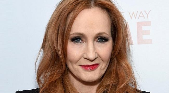 J. K. Rowling'den karantina sürprizi