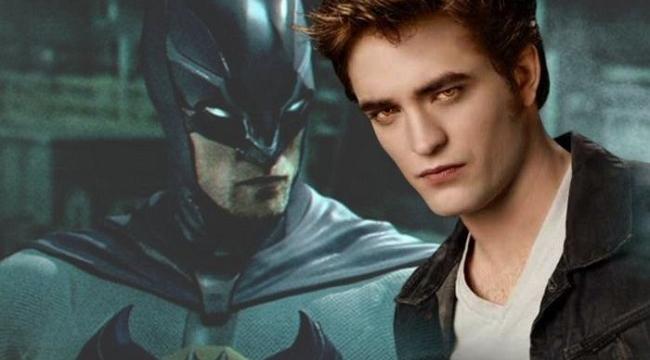 Robert Pattinson'dan Batman açıklaması