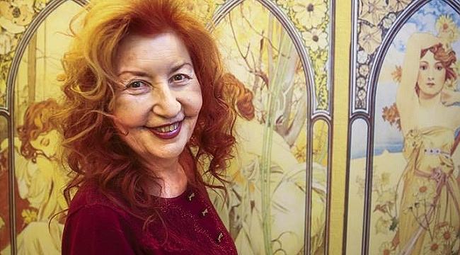 39. Uluslararası İstanbul Kitap Fuarı Onur Yazarı Nazlı Eray