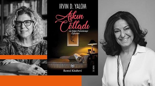 Ben Okurum'da haftanın kitabı Irvin Yalom'un Aşkın Celladı ve Diğer Psikoterapi Öyküleri