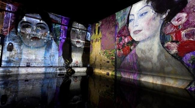Fransa'da eski denizaltı üssü sanat galerisine dönüştü