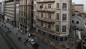 İş Bankası'nın Beyoğlu'ndaki tarihi binası müze olacak