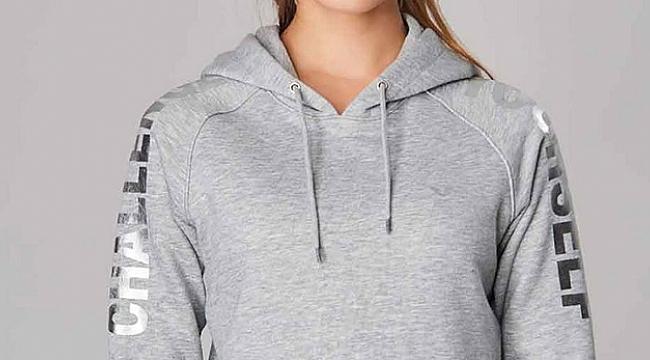 Kadın sweatshirt sizi şık gösterir