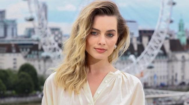 Margot Robbie Karayip Korsanları'nın başrolünde
