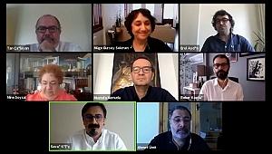 Türkiye'de yayıncılığın sorunları online olarak tartışıldı