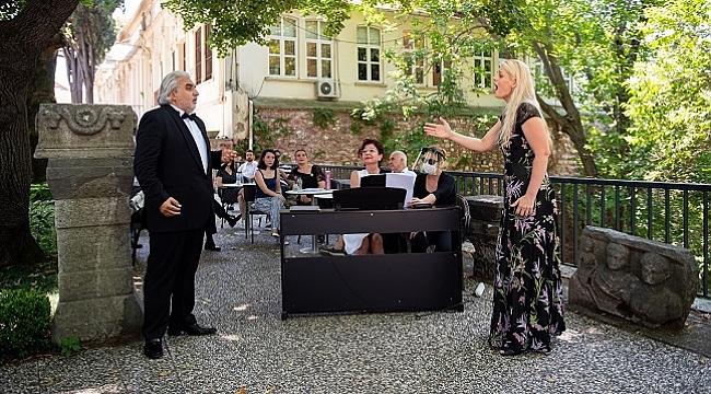 İstanbul Devlet Opera ve Balesi'nden Açıkhava Yaz Konserleri