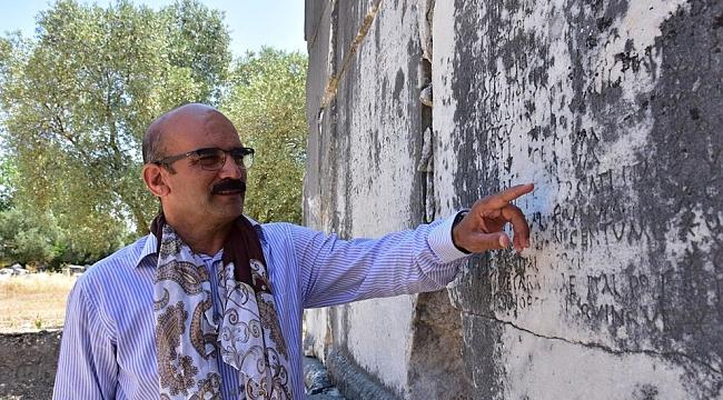 Yatağan'daki Antik kentte 1720 yıllık fiyat listesi