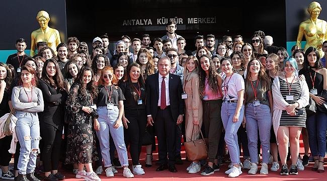 Altın Portakal Sinema Okulu başvuruları başladı