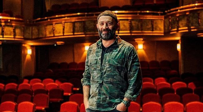 Şevket Çoruh: Bu onuru, tüm tiyatro emekçileri adına kabul ediyorum