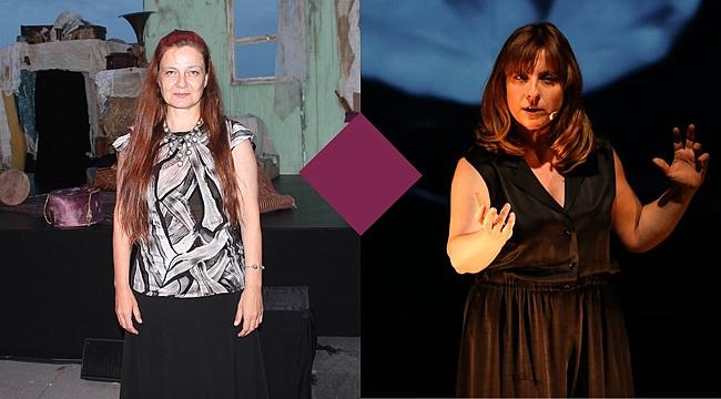 Yeşim Özsoy ve Emre Koyuncuoğlu, Müzede Sahne etkinliğini anlattı