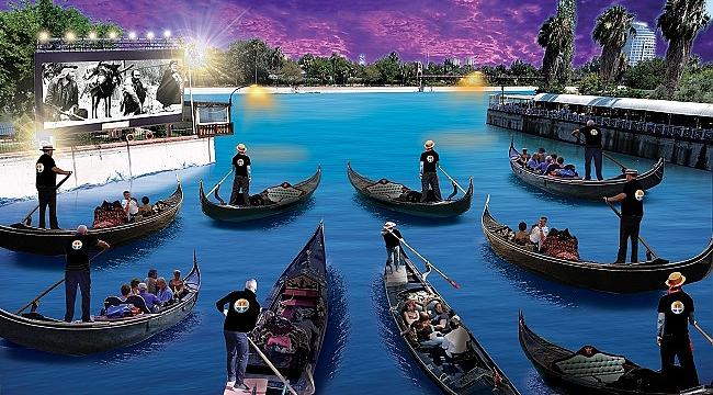 """Adana'da """"Gondol'da Film Gösterimleri""""etkinliği"""