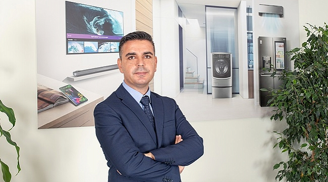 Bülent Bülbül'e LG'de yeni görev
