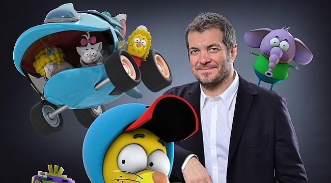 Cartoon Network'ün Türkiye'deki ilk yerli çizgi dizisi Kral Şakir'in 5. sezonu başladı